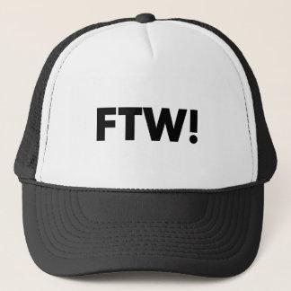 FTW! 勝利のため! キャップ