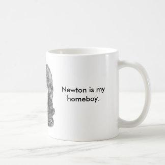 FTWLA Choloニュートンのマグ コーヒーマグカップ