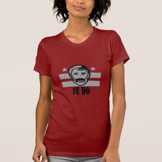 FUは女性のための帽子をします Tシャツ