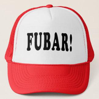 FUBAR キャップ