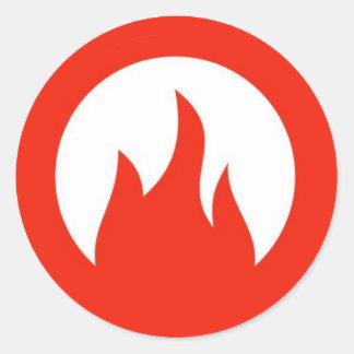 fuego ラウンドシール
