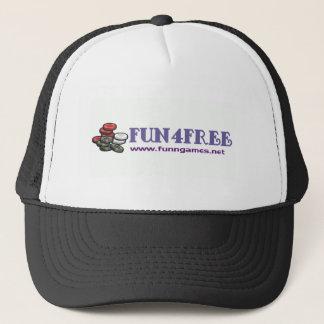 fun4freeの帽子 キャップ