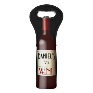 Fun Personalized House Wine ワイントート