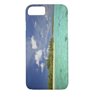 FunadovilligilliからのFunadooの島の眺め iPhone 8/7ケース