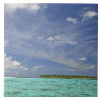 Funadovilligilli 3からのFunadooの島の眺め タイル