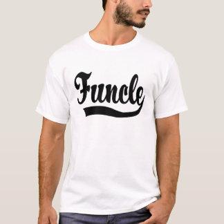 Funcleのおもしろいな叔父さんのワイシャツ Tシャツ