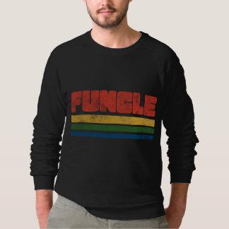 funcle スウェットシャツ