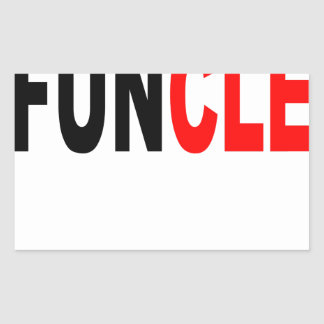 Funcle T-Shirts.png 長方形シール