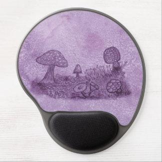 Fungi Meadow Gel Mousepad ジェルマウスパッド