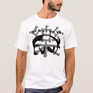 "Funkmasonry ""ファンクの方法""の人のTシャツ Tシャツ"