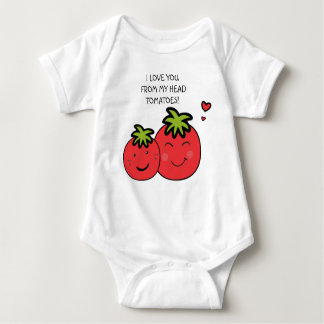 Funny Baby Clothes ベビーボディスーツ