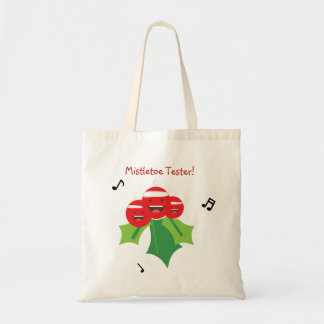 Funny Christmas Tote トートバッグ