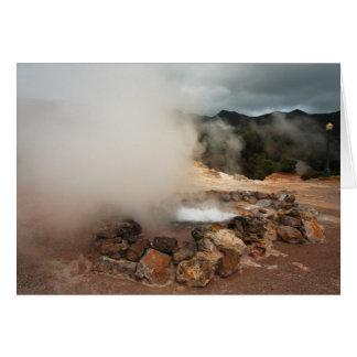 Furnasの火山 カード