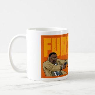 FURTAUGHのコーヒー・マグ コーヒーマグカップ