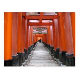 Fushimi Inari ポストカード