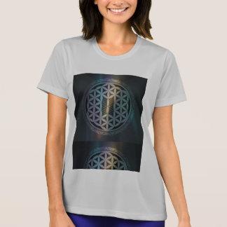fusion_aurora_mandala tシャツ