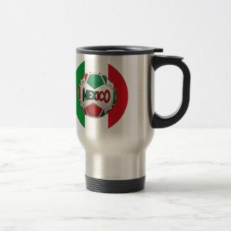 FUTBOLメキシコ トラベルマグ