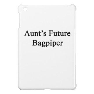 Future Bagpiper叔母さんの iPad Miniケース