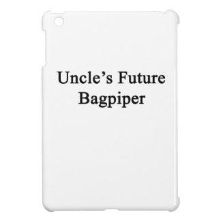 Future Bagpiper叔父さんの iPad Mini カバー