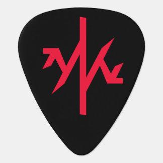FWKのギターの一突き-黒 ギターピック