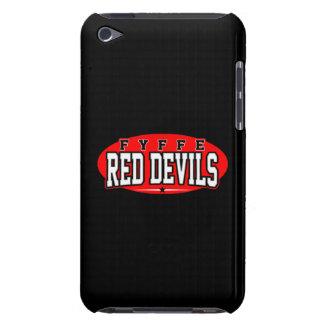 Fyffeの高等学校; 赤い悪魔 Case-Mate iPod touch ケース