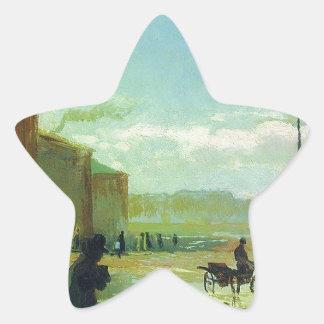 Fyodor著雨(セント・ピーターズバーグの春)の後 星シール
