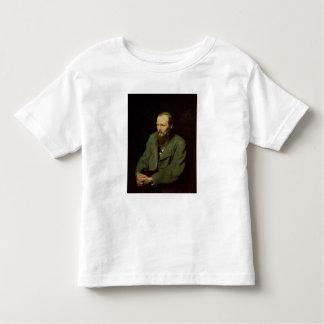 Fyodor Dostoyevsky 1872年のポートレート トドラーTシャツ
