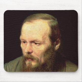 Fyodor Dostoyevsky 1872年のポートレート マウスパッド