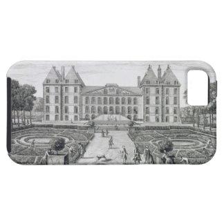 gからの聖者Maurの王室のな館の眺め iPhone SE/5/5s ケース