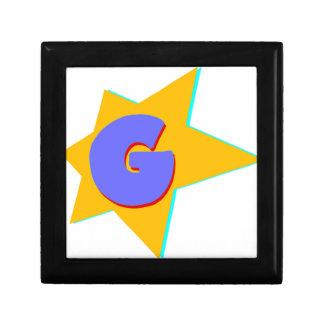 Gのキャラクター ギフトボックス