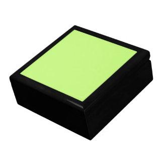 G03薄緑の色 ギフトボックス