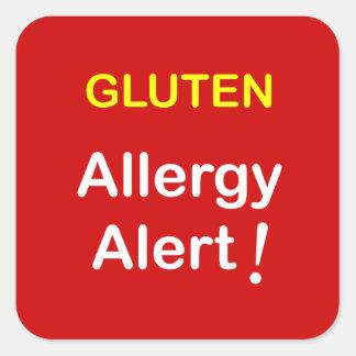 g1 -アレルギー警報-グルテン スクエアシール