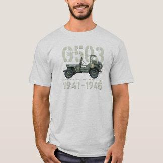 G503人のティー Tシャツ