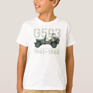 G503 1941-1945年 Tシャツ