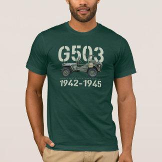G503 1942-1945の暗闇の人のT Tシャツ