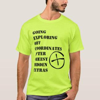 G E O C A.C.H E Tシャツ