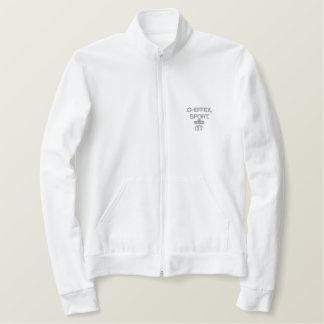 G-EFFEXのスポーツジャケット、 刺繍入りジャケット
