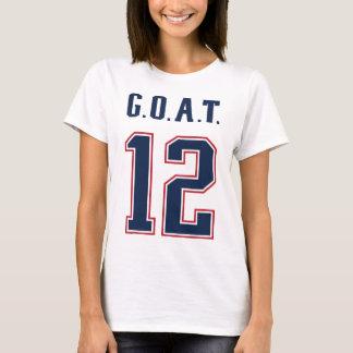 G.O.A.T. 第12 Tシャツ