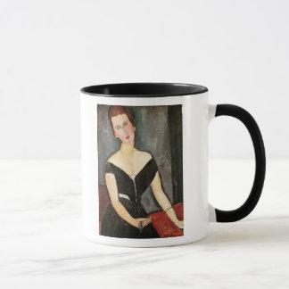 G. van Muyden 1917年夫人 マグカップ