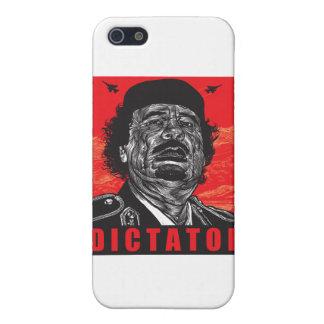 Gaddafi -独裁者 iPhone 5 カバー