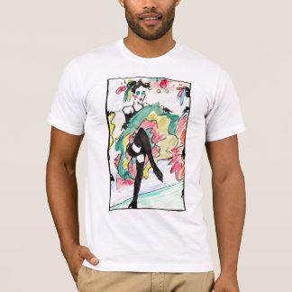 Gael標準ee -ワイシャツ tシャツ