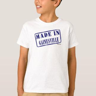 Gainesvilleで作られる Tシャツ