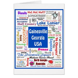 Gainesvilleカード カード