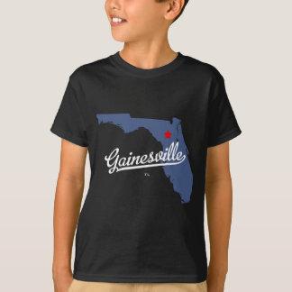 GainesvilleフロリダFLのワイシャツ Tシャツ