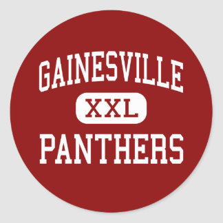 Gainesville -ヒョウ-後輩- Gainesville ラウンドシール