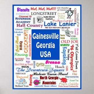 Gainesville poster1 ポスター