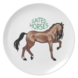 Gaitedの馬 プレート