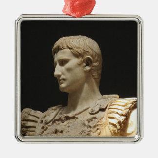 Gaiusガイウス・ユリウス・カエサル メタルオーナメント