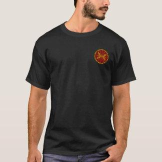 Gaiusマリウス/ローマ軍隊のシールのワイシャツ Tシャツ