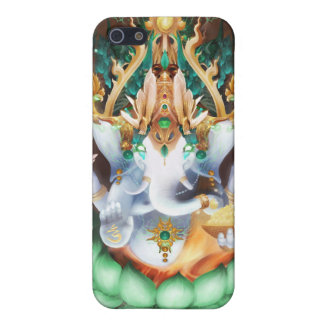 Galactik Ganesh Iphoneの場合 iPhone SE/5/5sケース